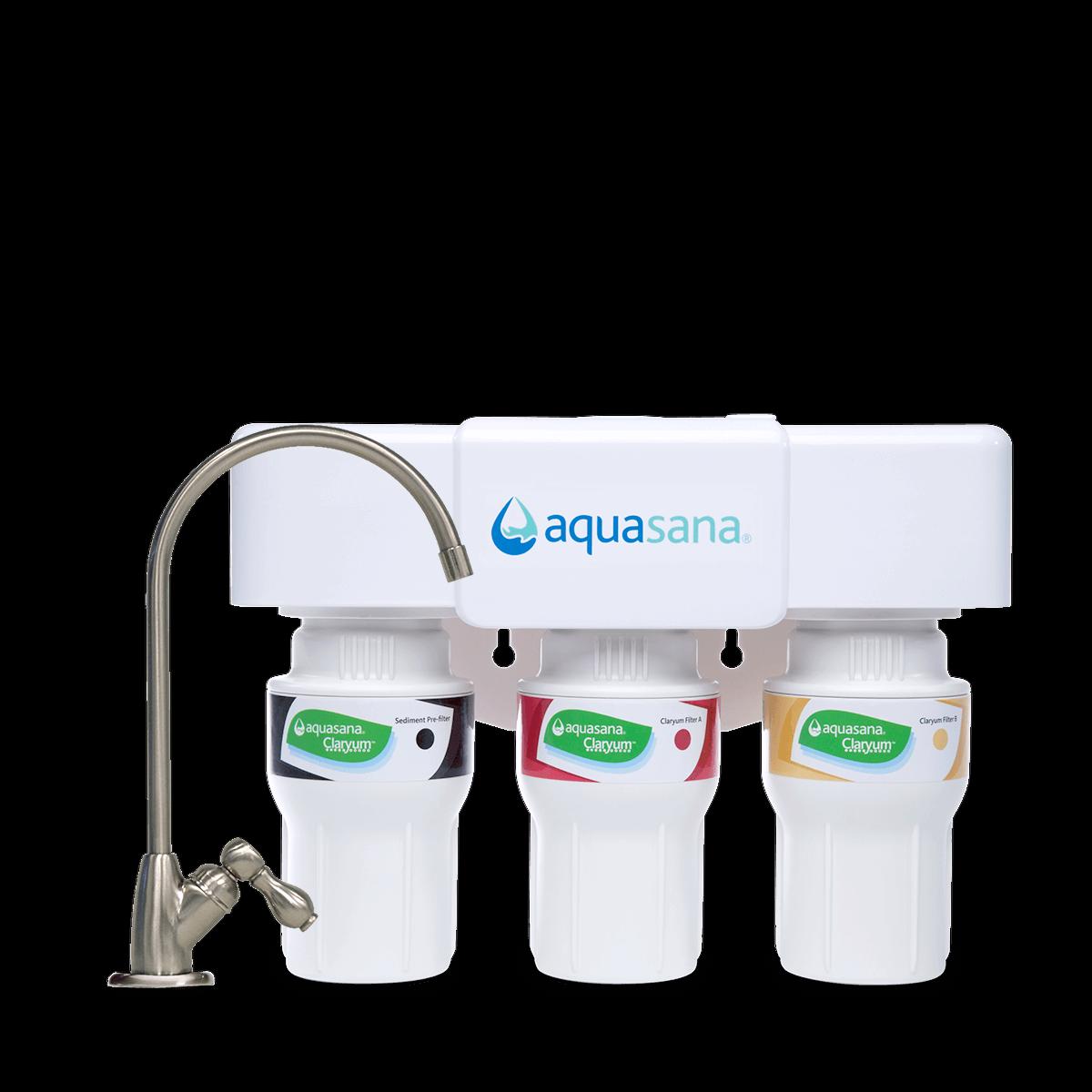 Best Water Softener: Aquasana Undersink