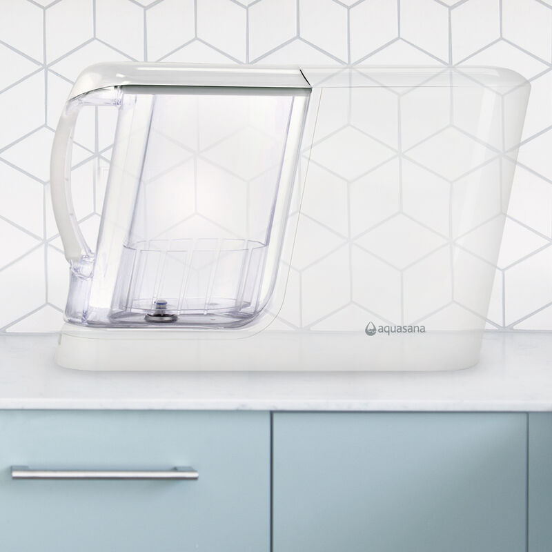 Replacement Pitcher - White image number 1