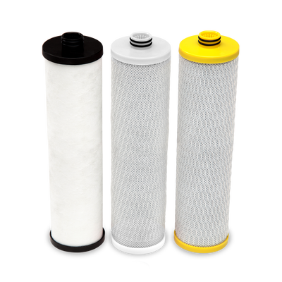 Claryum® 3-Stage Max Flow Filter Replacements