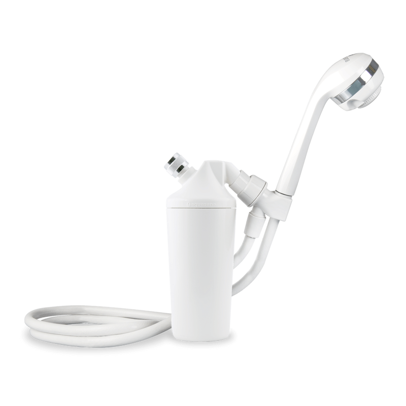 Shower Filter with Handheld Wand - White image number 0