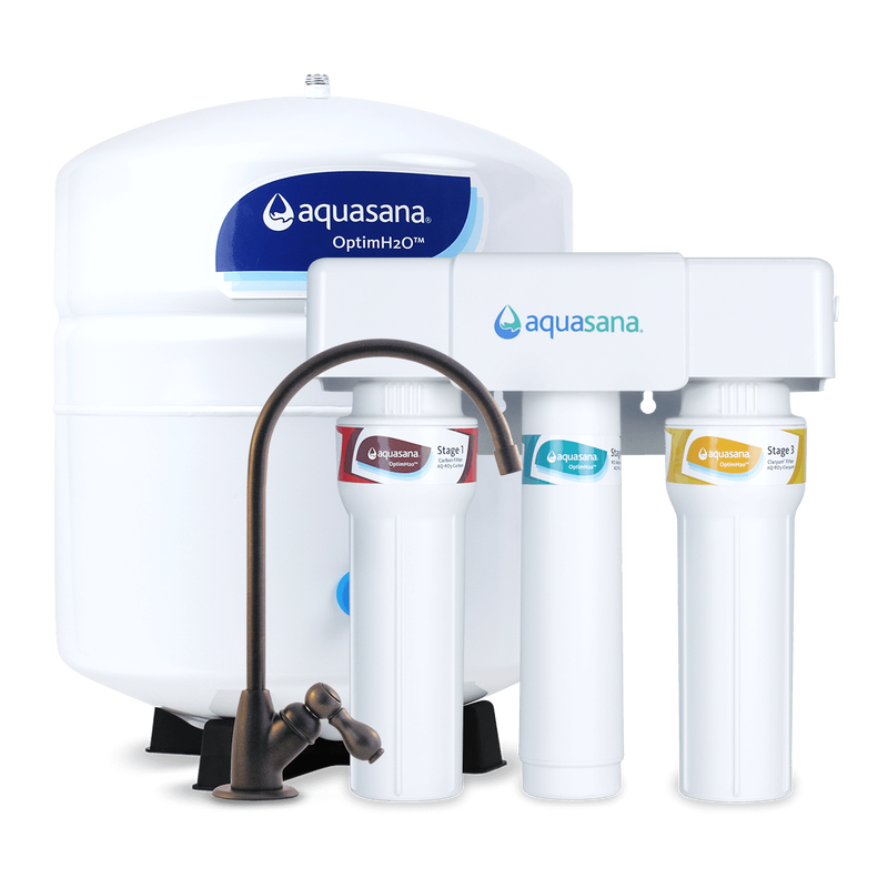 OptimH2O® Reverse Osmosis + Claryum® - Oil Rubbed Bronze image number 0