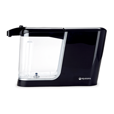 Clean Water Machine with Dispenser - Black