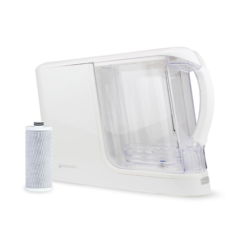 Clean Water Machine with Pitcher - White image number 3