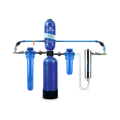 Rhino® 600,000 Gallons with UV and Pro-Grade Install Kit
