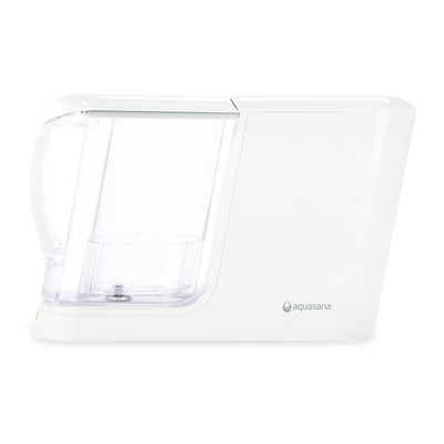 Clean Water Machine with Pitcher - White