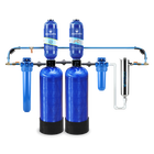 Rhino® Well Water with Salt-Free Water Conditioner and UV and Pro-Grade Install Kit image number 0