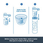 Clean Water Bottle Filter Replacement - 2 Pack image number 2