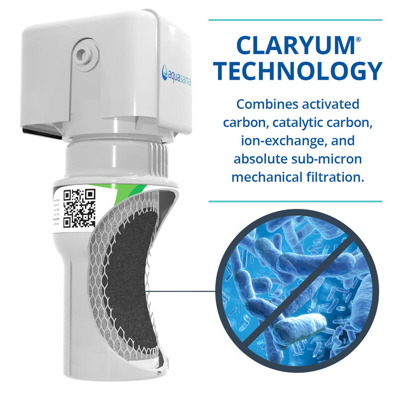 Claryum® 1-Stage Filter Replacement image number 2