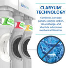 Claryum® 3-Stage Max Flow - Brushed Nickel image number 2