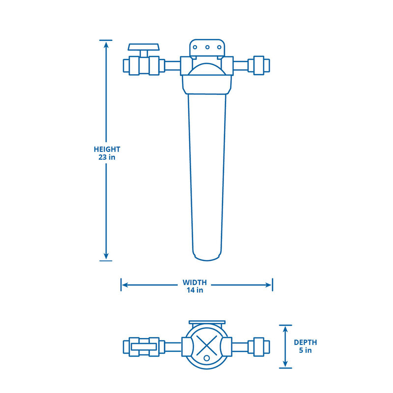 Water Conditioner for Tankless Water Heaters image number 1